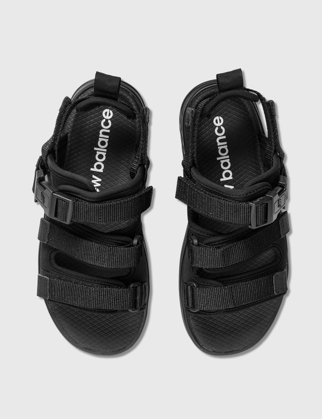 New Balance 750 Sandals Black Women
