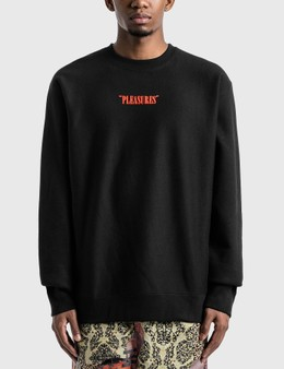 Pleasures Freaks Premium Crewneck Sweatshirt