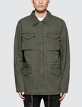 Alpha Industries Revival Decorated M-51 Field Jacket Picture