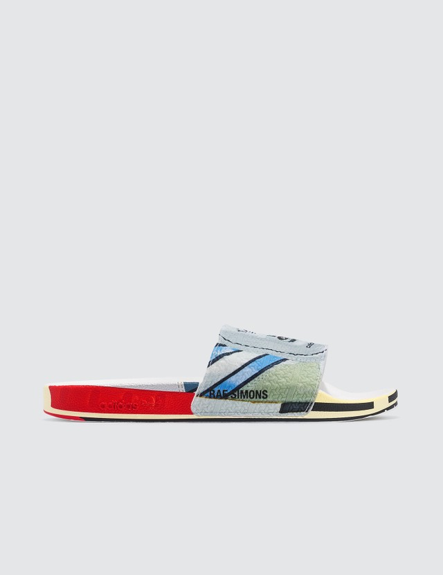 135d33f9e38d Raf Simons Raf Simons x Adidas Adilette Slides ...