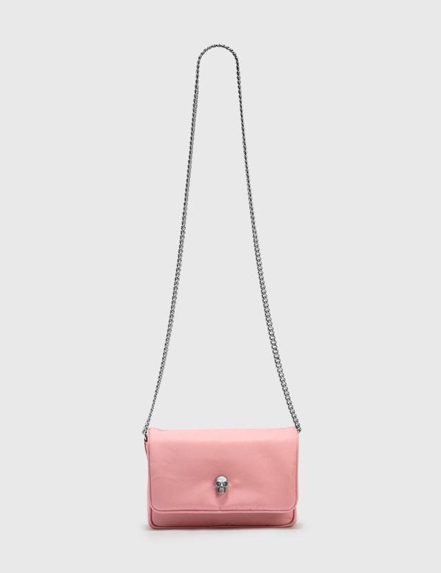 Alexander McQueen Small Skull Bag Pink Women