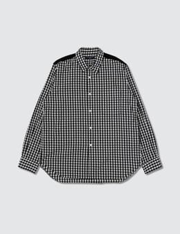 Comme des Garçons HOMME Comme Des Garcons Homme Patchwork Check Shirt
