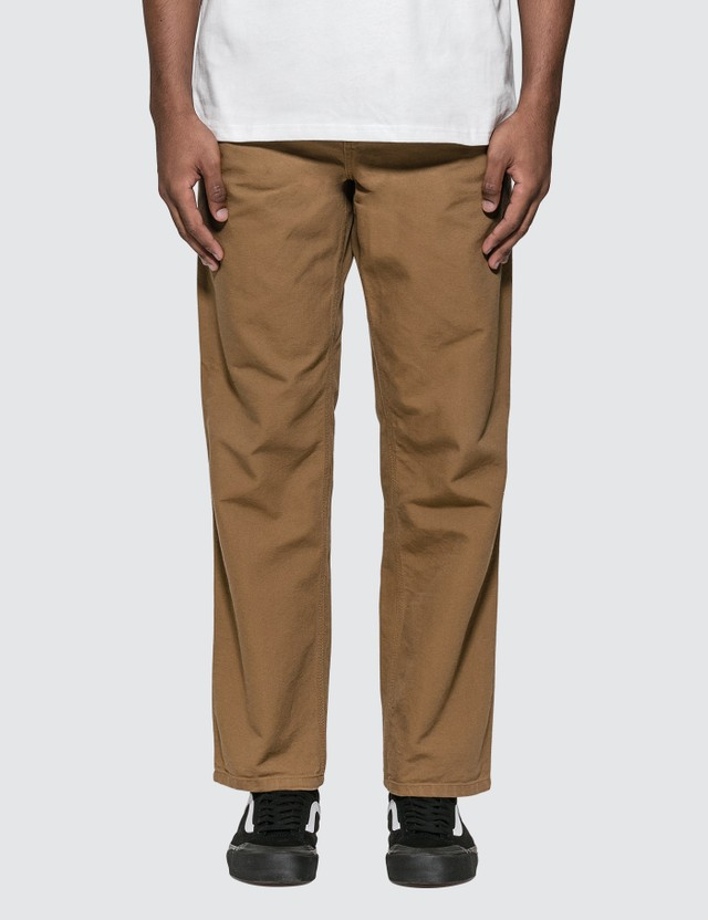 Carhartt Work In Progress Single Knee Pants