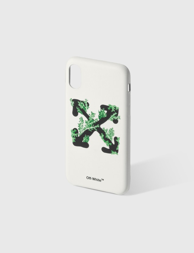 Off-White Corals Print iPhone Xs Case =e99 Women