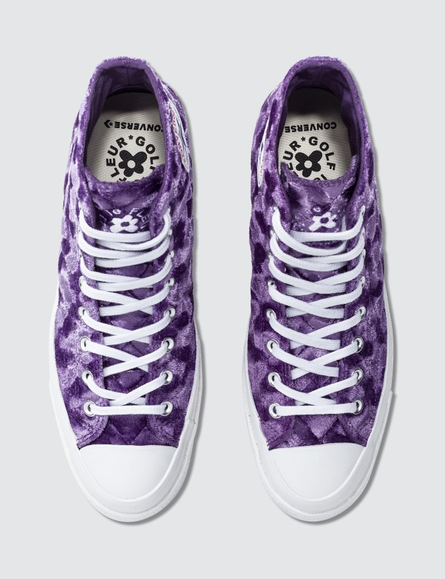 Converse Converse x GOLF le FLEUR* Chuck 70 Hi Sneaker