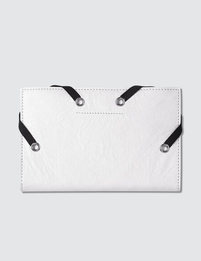 MM6 Maison Margiela Small Fold Pouch With Rubber Band