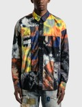 FDMTL Rinse Tie Dye Boro Patchwork Shirt Picture
