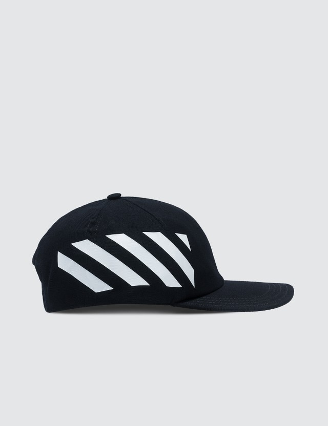Off-White Diagonal Baseball Cap