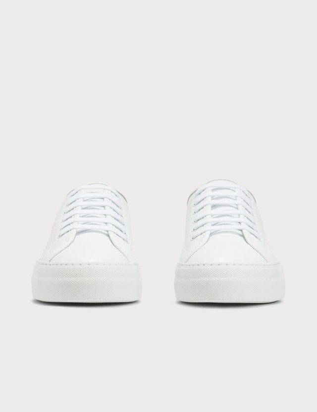 Common Projects Tournament Low Super In Leather