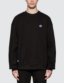 Ader Error Embroidered Logo Sweatshirt