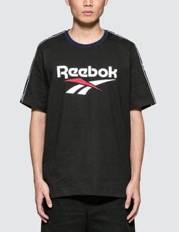 Reebok Color Block S/S T-Shirt