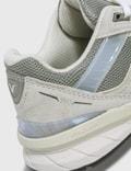 New Balance 990V5 White Grey Women