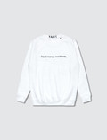 F.A.M.T. Kids' Need Money, Not Friends. Sweatshirt 사진