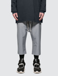 Rick Owens Drkshdw Drawstring Cropped Picture