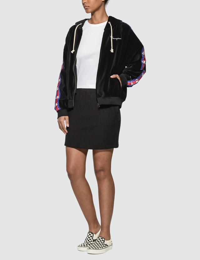 Champion Reverse Weave Big Script Mini Skirt
