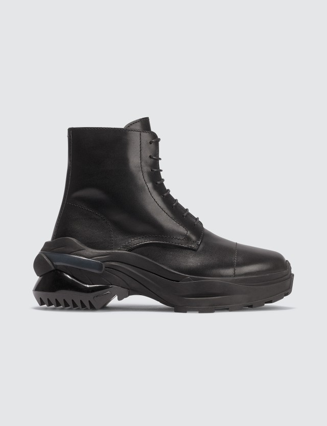 Maison Margiela Chunky Sole Ankle Boots