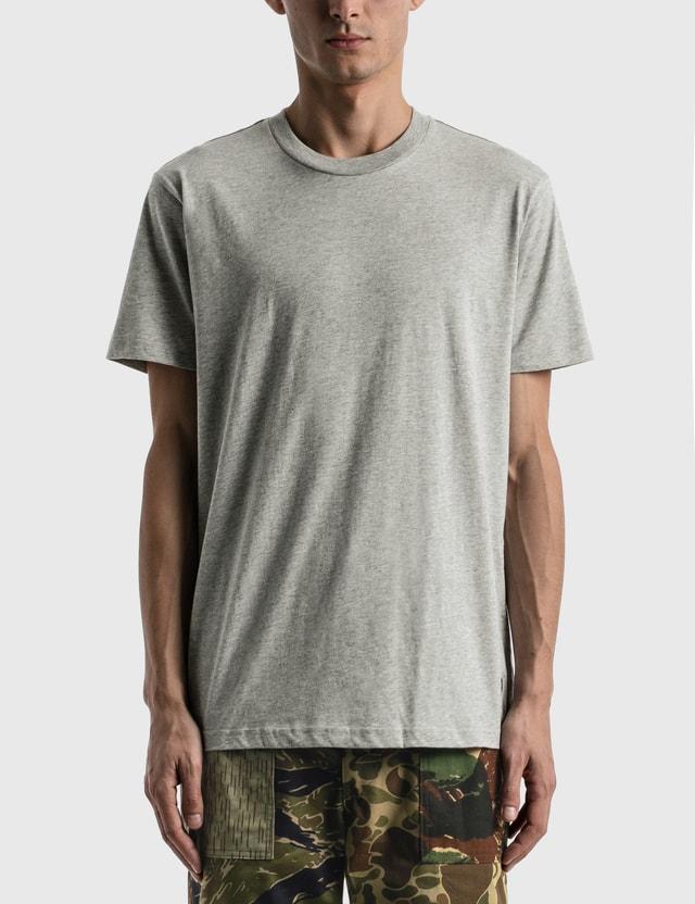 Human Made 3 Pack T-shirt Grey Men