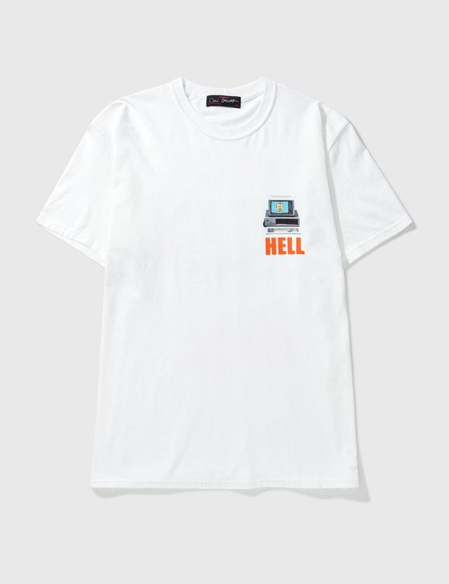 Hypebeast Cali Thornhill Dewitt x Hypebeast T-Shirt White  Unisex