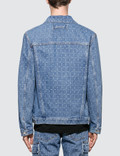 1017 ALYX 9SM Logo Check Denim Jacket