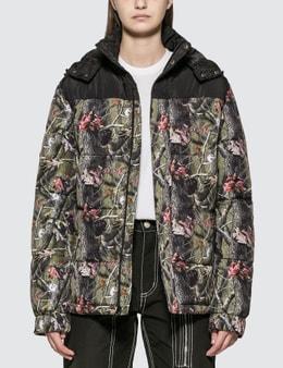 RIPNDIP Nerm & Jerm Tree Camo Puffer Jacket