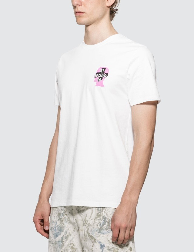 A.P.C. A.P.C. x Brain Dead Abstract Logo T-Shirt