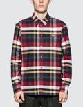 Maison Kitsune Tartan Classic Shirt Picutre