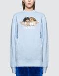 Fiorucci Vintage Angels Sweatshirt Picture
