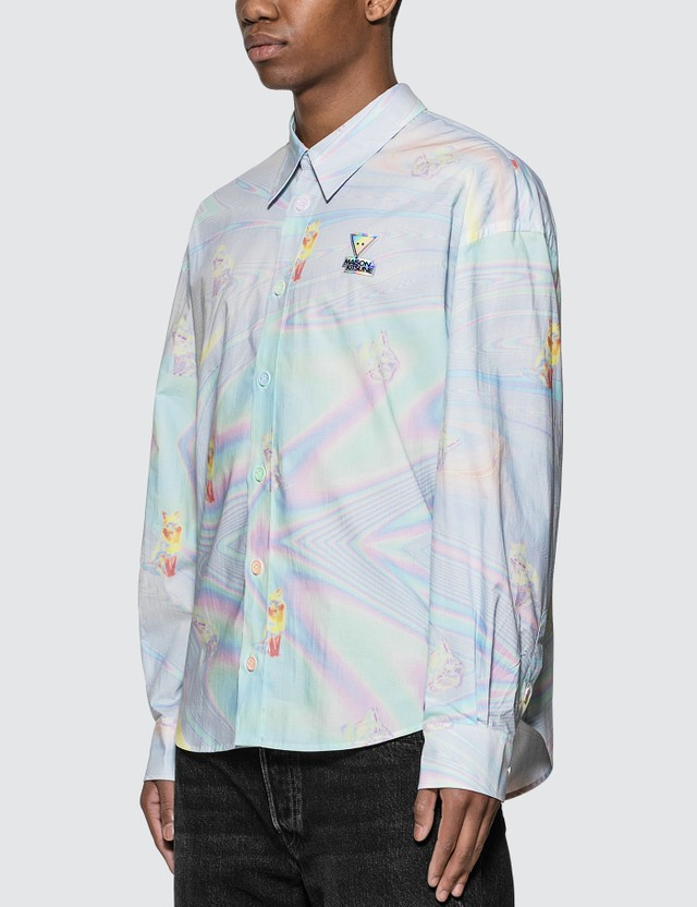 Maison Kitsune Casual Shirt