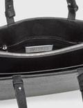 Maison Margiela Leather Tote Bag Black Men