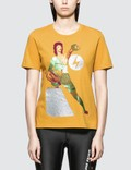 Undercover David Bowie T-shirt in Yellow Picutre
