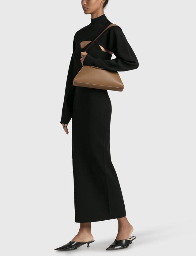 Nanushka Noa Dress Black Women