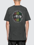 Stussy Rasta Sk8 Pig. Dyed T-Shirt 사진