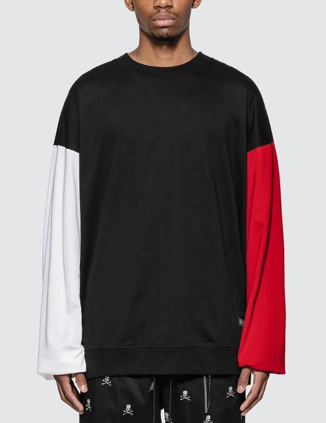 Mastermind World Tricolor Sweatshirt