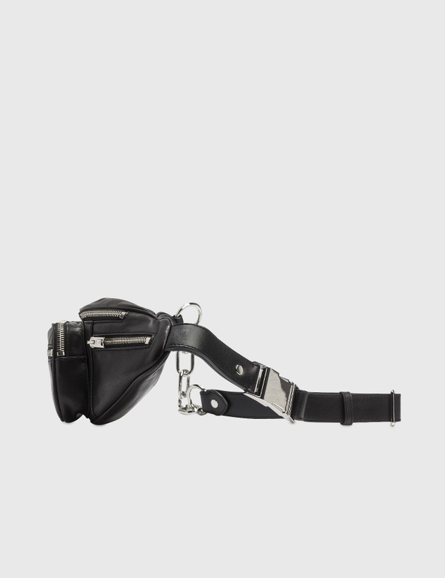 Alexander Wang Attica Soft Fanny Pack Black Women