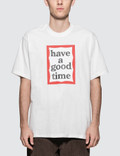 Have A Good Time Frame S/S T-Shirt Picutre