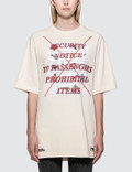Heron Preston HBX Exclusive Prohibited Items T-Shirt Picture