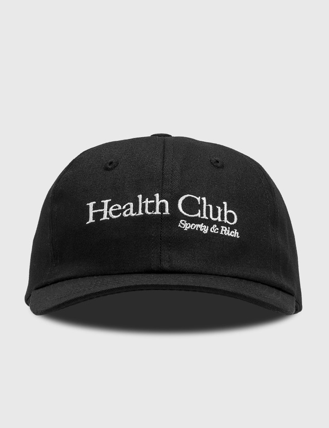 Sporty & Rich Health Club Hat