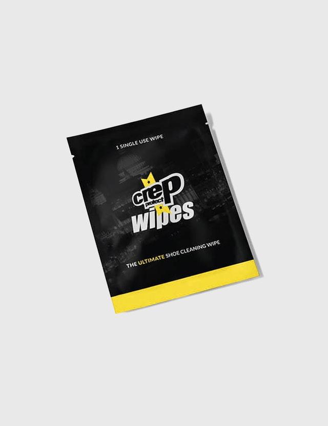 Crep Protect Wipes (6 Packs) Black Unisex