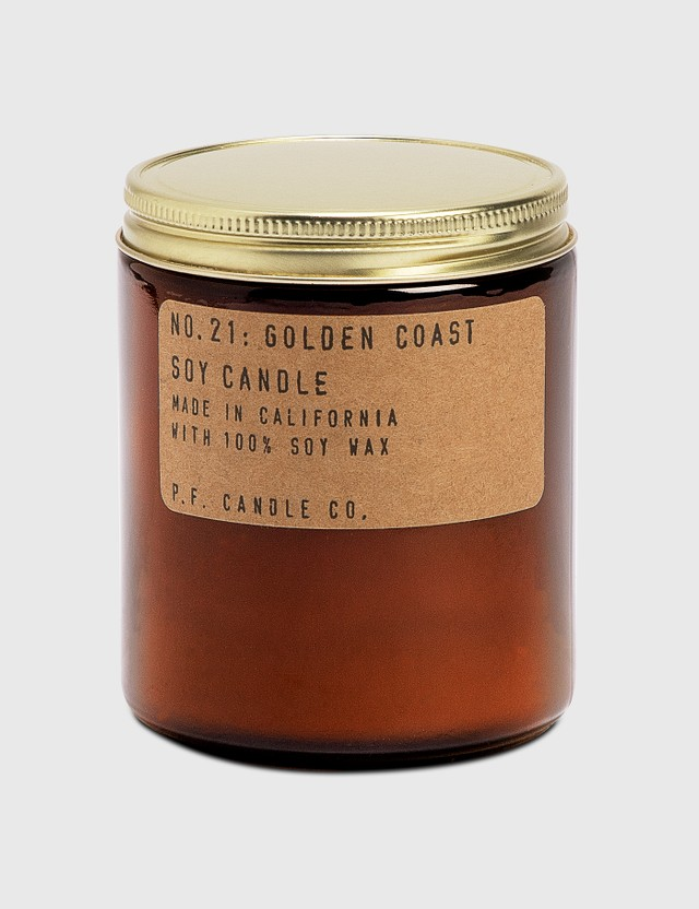 P.F. Candle Co. Golden Coast Standard Soy Candle N/a Life