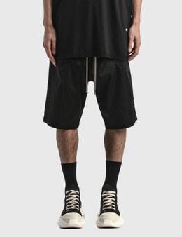 Rick Owens Drkshdw Rick S Bela Shorts