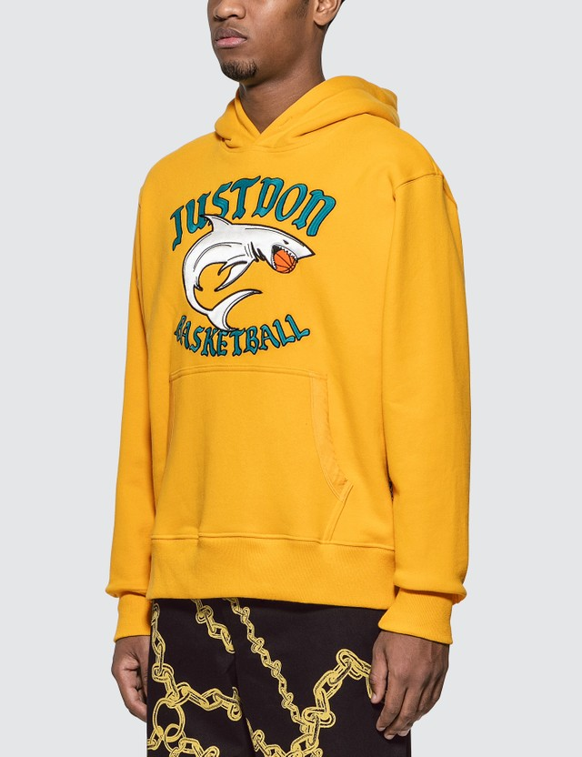 Just Don Just Don Basketball Hoodie
