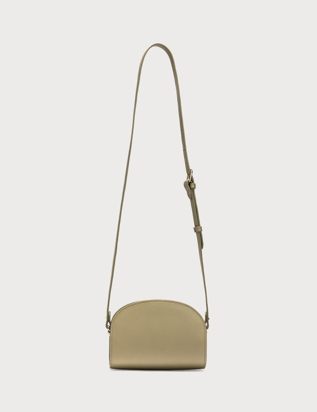 A.P.C. Mini Half Moon Bag