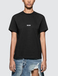 MSGM Micrologo Short Sleeve T-shirt Picture