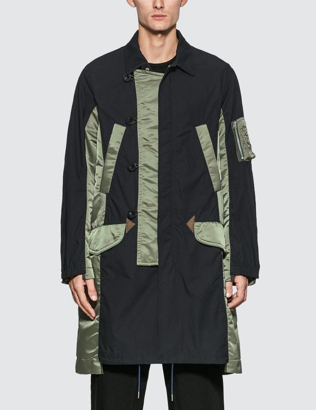 Sacai Military Coat