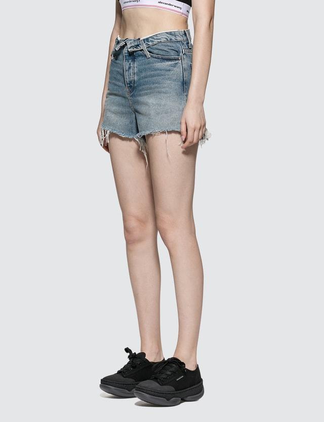 Alexander Wang.T Bite Flip Shorts