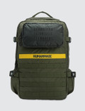 Human Made Military Back Pack Picture