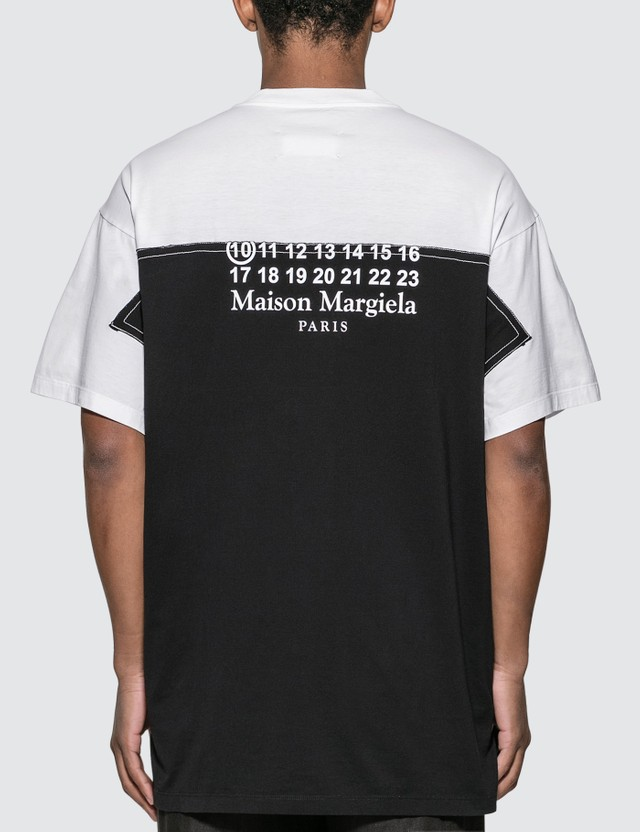 Maison Margiela Over Fit Numbers T-shirt