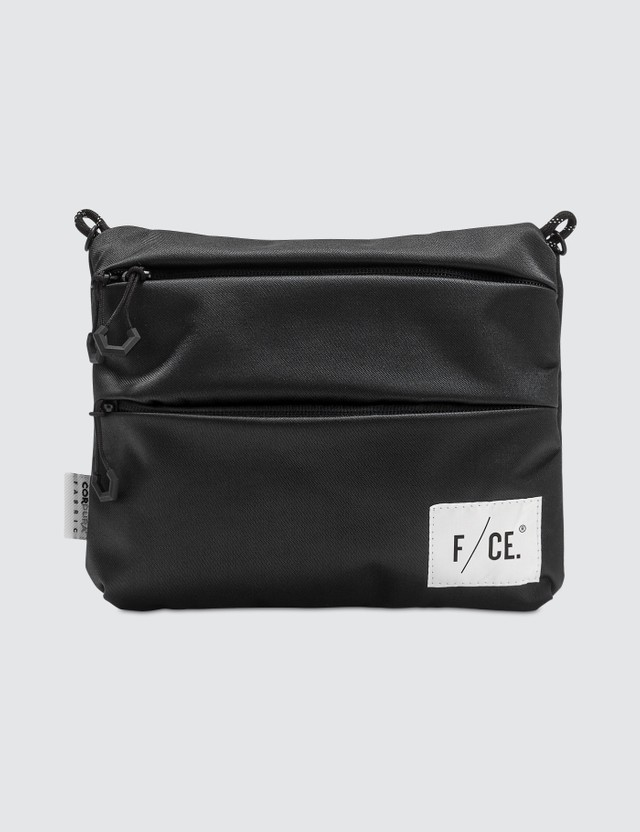 F/CE Satin Sacoche Shoulder Bag