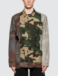 Off-White Reconstr Camo Field Jacket Picutre