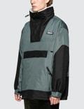 Thisisneverthat Puffy Half Zip Parka Jacket